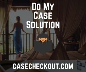 Do My Case Solution